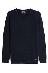 Woolrich Cashmere Pullover Blue