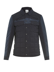 Moncler Ribera Stretch Fabric Down Jacket