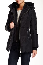 Mackage Janie Pillow Collar Down Jacket Black