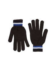 Beverly Hills Polo Club Gloves Blue