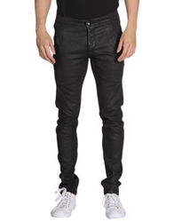 Gareth Pugh Denim Pants Black