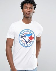 New Era Toronto Blue Jays T Shirt White