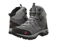 Jack Wolfskin Advance Texapore O2 Mid Tarmac Grey Women's Shoes Gray