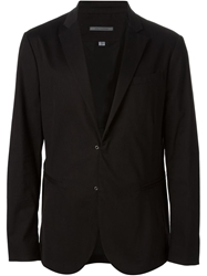 John Varvatos Fitted Jacket Black
