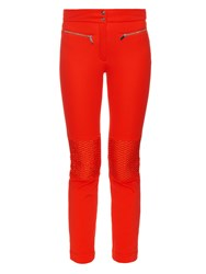 Fusalp Sisteron Stretch Smocked Ski Trousers