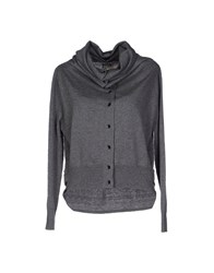 Replay Knitwear Cardigans Women Steel Grey