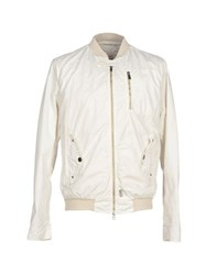 Add Coats And Jackets Jackets Men White