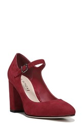 Via Spiga Women's 'Deanna' Mary Jane Pump Poppy