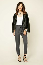 Forever 21 Contemporary Self Tie Pants
