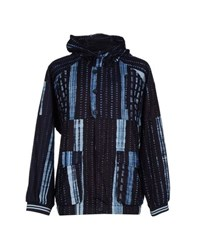 P.A.M. Perks And Mini Coats And Jackets Jackets Men Dark Blue