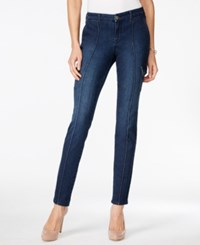 Styleandco. Style And Co. Petite Cargo Denim Jeggings Only At Macy's Trail