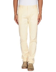 Gant Rugger Casual Pants Ivory