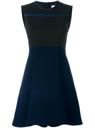 Victoria Victoria Beckham Skater Dress Black