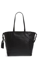 Loeffler Randall Studded Leather Tote
