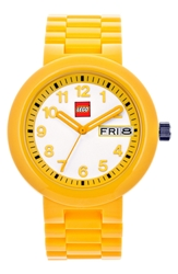 Lego 'Classic' Bracelet Watch 42Mm Yellow