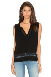 Heartloom Elina Top Black