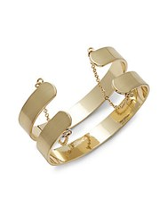 Jules Smith Designs 14K Gold Plated Cuff Bracelet