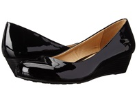 Chinese Laundry Dl Marcie Black Patent Women's Wedge Shoes