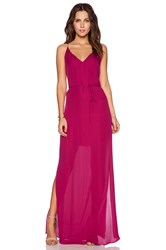 Rory Beca Maid By Yifat Oren Harlow Gown Fuchsia