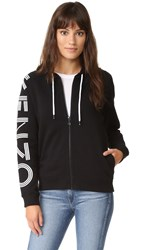 Kenzo Hooded Sweatshirt Black