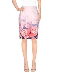 Finders Keepers Skirts Knee Length Skirts Women Pink