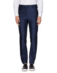 Kenzo Trousers Casual Trousers Men Slate Blue