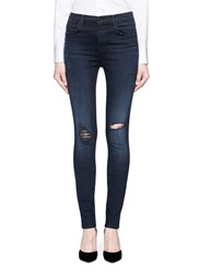 J Brand 'Photo Ready Maria' Skinny Leg Denim Pants Blue