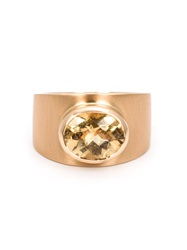 Irene Neuwirth 18Kt Rose Gold 'One Of A Kind' Ring Metallic