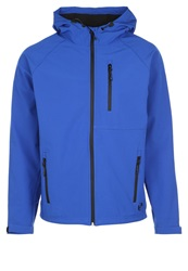 Your Turn Active Soft Shell Jacket Royal Blue
