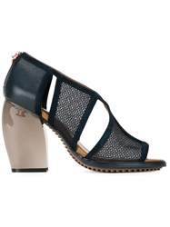 Ginger And Smart Mesh Ankle Boots Black