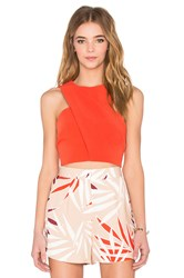 Finders Keepers Hurricane Top Red