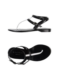 Orciani Thong Sandals White
