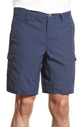 Men's Patagonia 'Wavefarer' Regular Fit Cargo Board Shorts Navy Blue