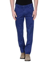 Reporter Casual Pants Blue