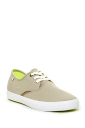 Quiksilver Shorebreak Lace Up Sneaker Beige