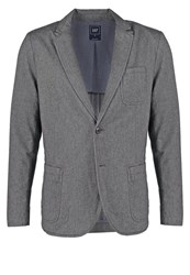 Gap Suit Jacket Dark Grey Dark Gray