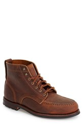 Men's Eastland Made In Maine 'Sawyer Usa' Moc Toe Boot Chestnut Leather