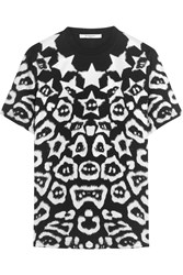 Givenchy T Shirt In Printed Cotton Jersey
