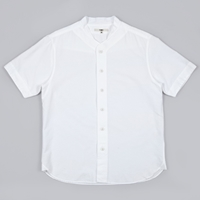 Ymc Baseball Shirt White