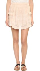 Ulla Johnson Nellie Skirt Peony