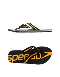 Speedo Thong Sandals Orange