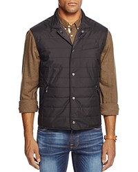 Bloomingdale's The Men's Store At Quilted Puffer Vest Black