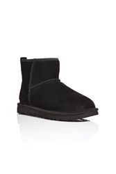 Ugg Suede Classic Mini Crystal Bow Boots