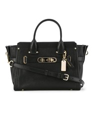 Coach Coach 34816 Liblk Leather Black