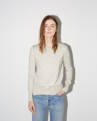 Etoile Isabel Marant Kessey Knit Pullover Light Grey