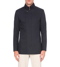 Reiss Porter Shell Jacket Midnight