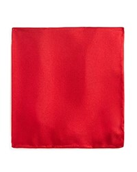 Bloomingdale's The Men's Store At Silk Pocket Square Red