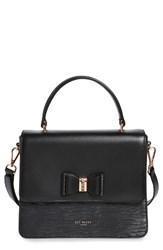 Ted Baker London Caelia Medium Leather Satchel