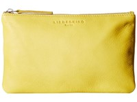 Liebeskind Jenny Bright Lemon Clutch Handbags Yellow