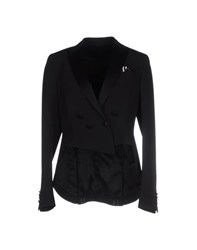 Manuel Ritz Suits And Jackets Blazers Women Black